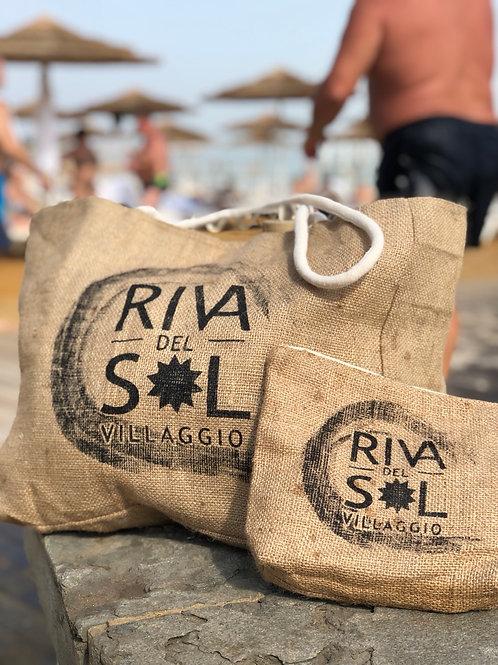 Juta beach bag