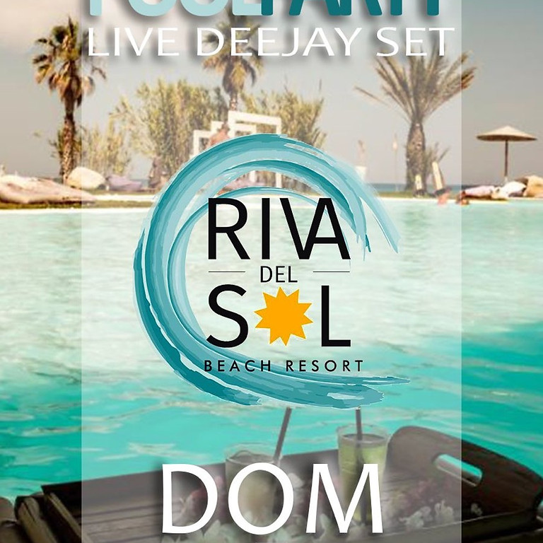 SUNDAY POOL PARTY 5 SETTEMBRE