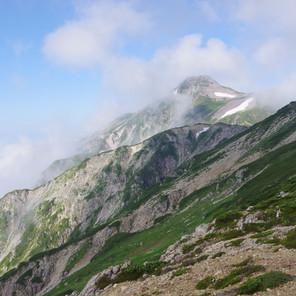【修行報告】 高山植物溢れる、天空の城「笠ヶ岳」へ