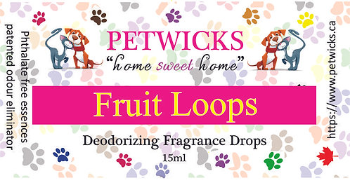 Fruit Loops Fragrance Drops