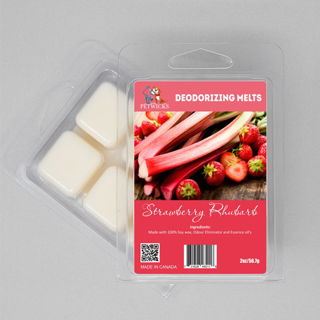 NEW Strawberry Rhubarb