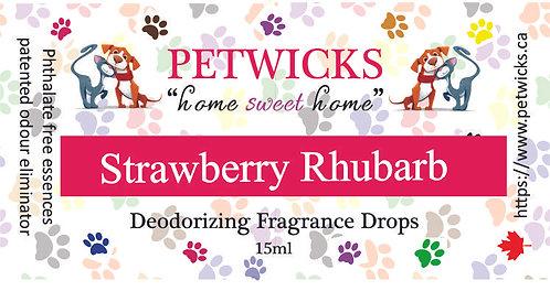 Strawberry Rhubarb Fragrance Drops