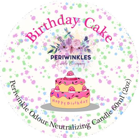 Birthday Cake  - 4oz Room Spray