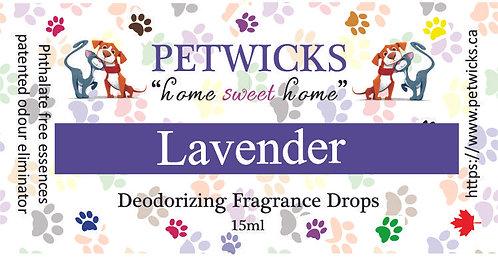 Lavender Fragrance Drops