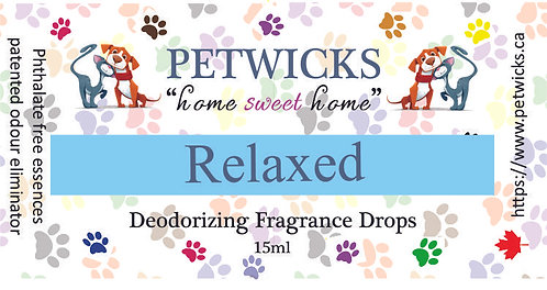 Relaxed Fragrance Drops
