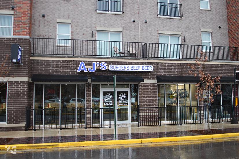 AJ's Burgers & Beef
