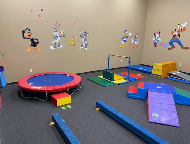 Tumbling Teddies Gym