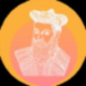 Round Logo Popstradamus Max.png