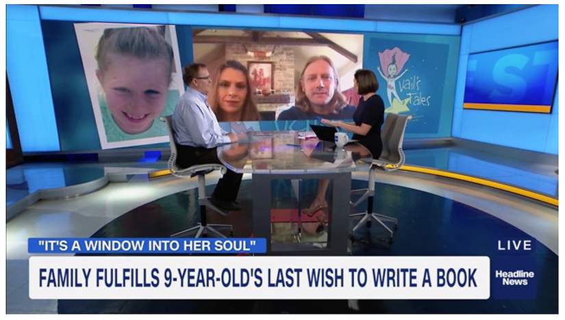 Vail's Tales on CNN