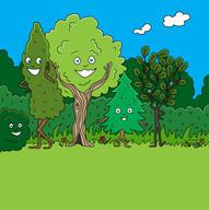 """If I Were A Tree"""