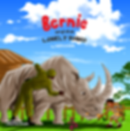 Bernie  Lonely Rhino Front Cover-01.png