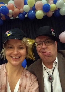 Book signing silliness