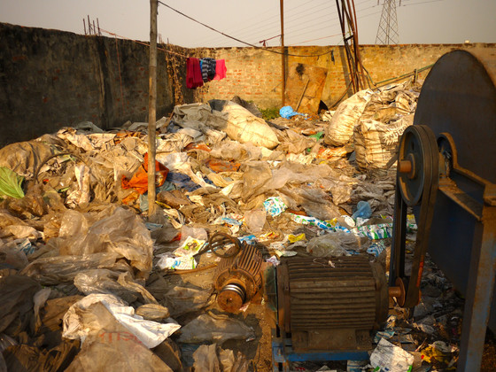 From plastic waste to textiles: costs and opportunities for Nepal