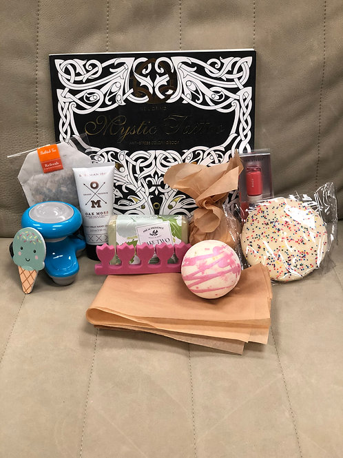Spa Day Boredom Box