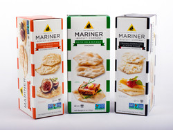 Mariner Crackers boxes