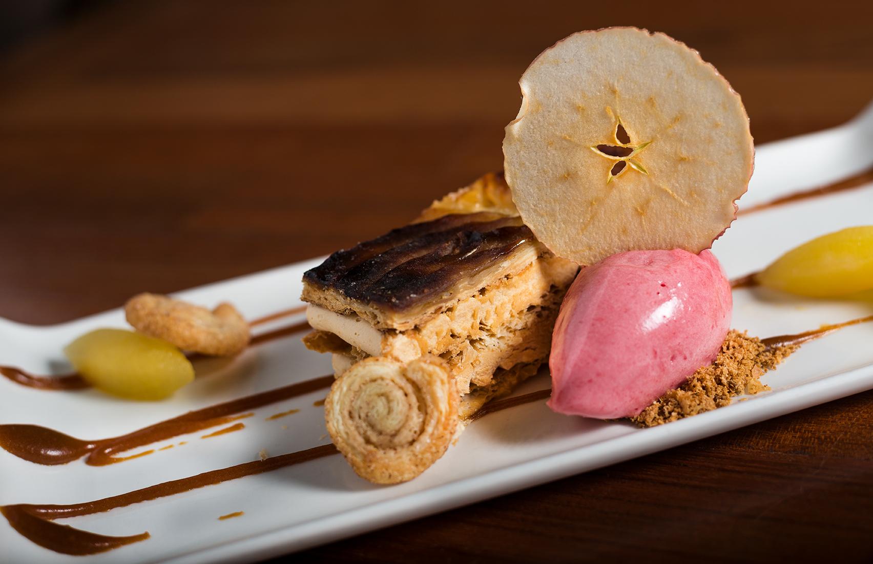 Blink_Napoleon dessert