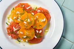 Social Eatery_citrus salad
