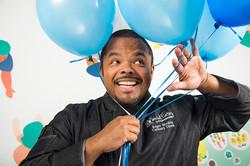 Social Eatery_ Roger Mooking balloon
