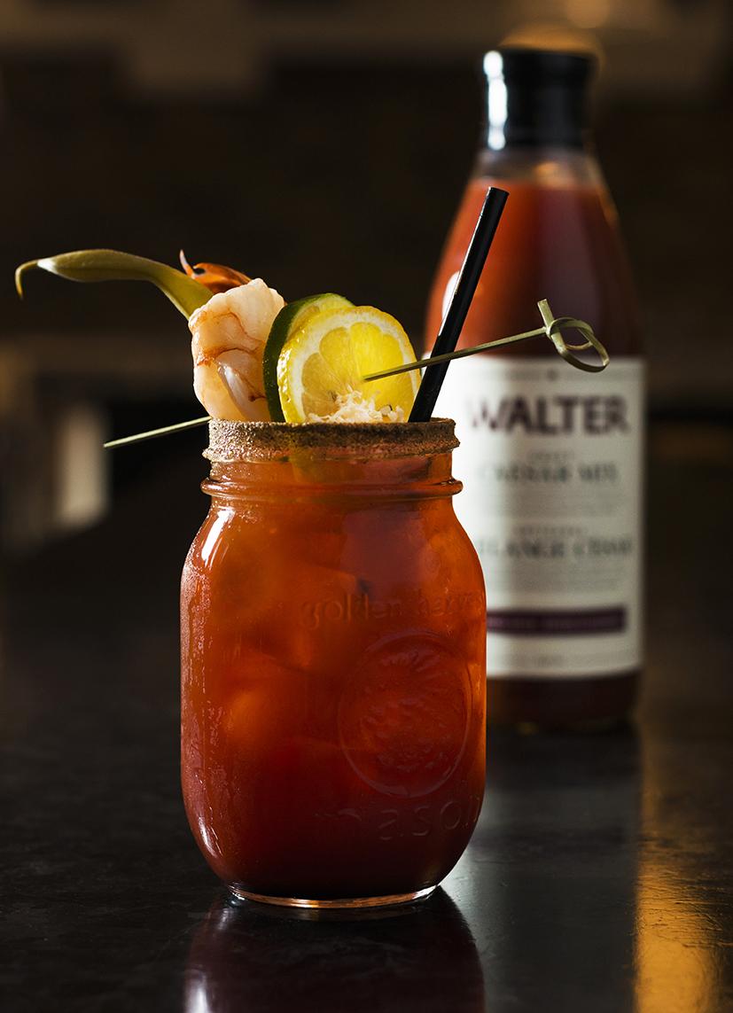 Blink_ Caesar drink & Walters