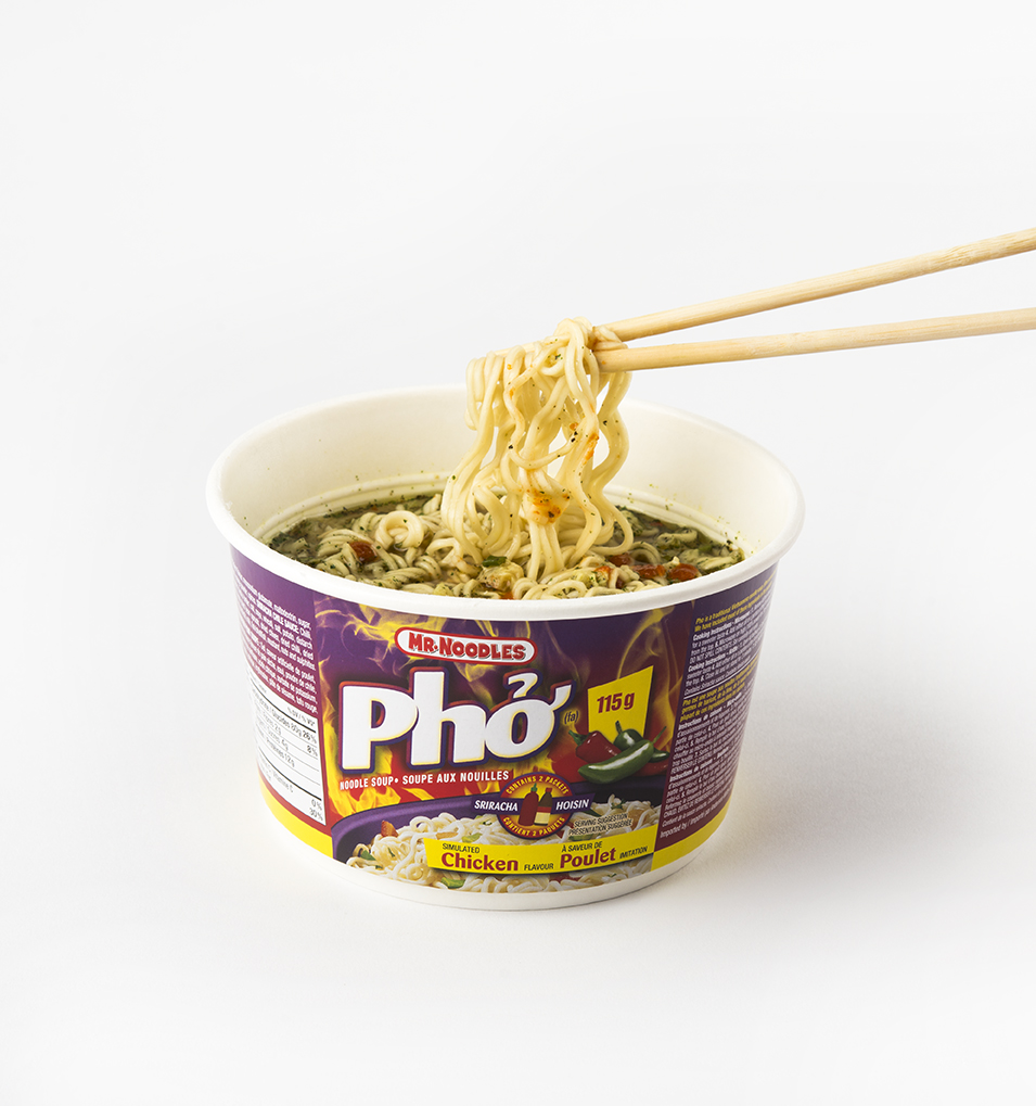 Swoop_Pho noodles & chopsticks