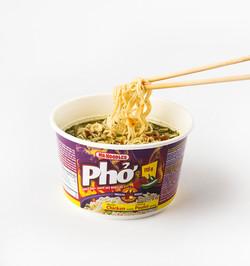 Swoop_Pho noodles & chopsticks