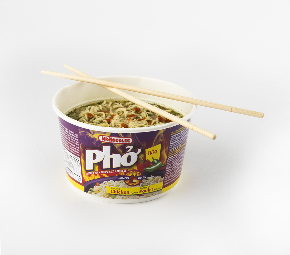 Swoop_Pho soup & chopsticks