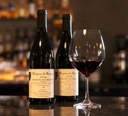 Blink_Hospice Wine on bar
