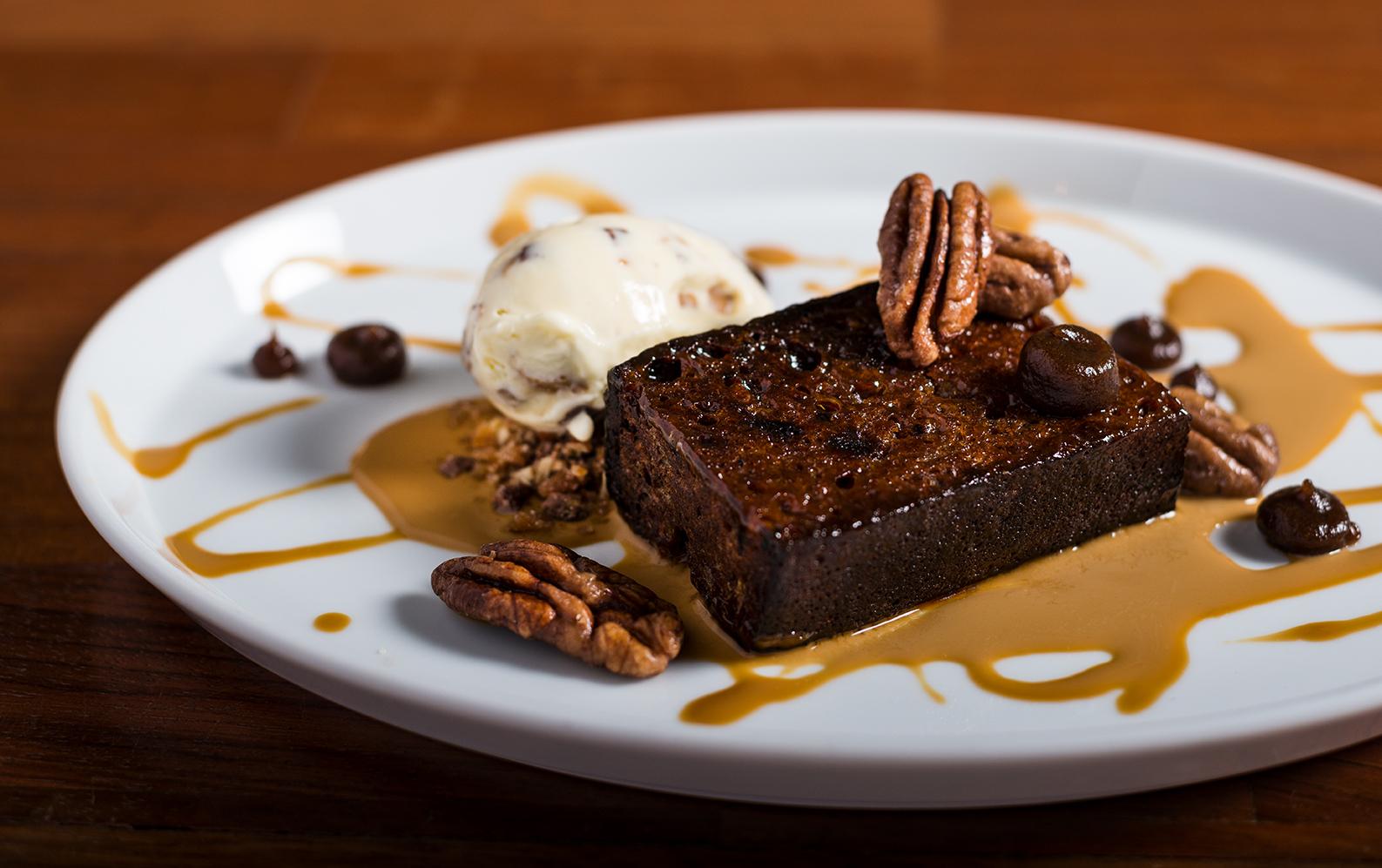 Blink_chocolate dessert