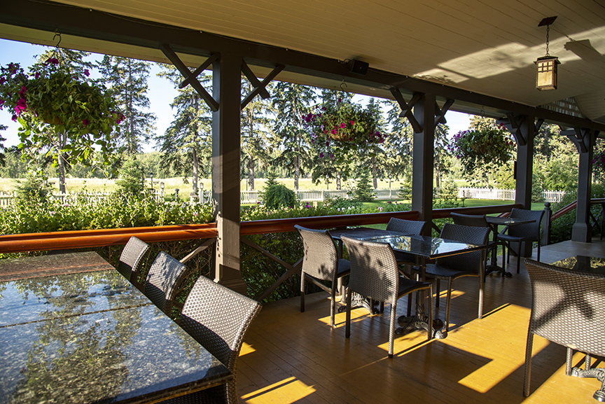 BVRanche veranda