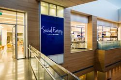 Social Eatery in Telus-Spark