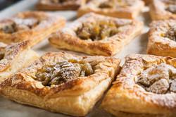 Social Eatery_apple tart tray