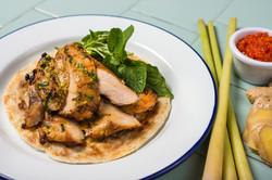 Social Eatery_lemongrass chicken