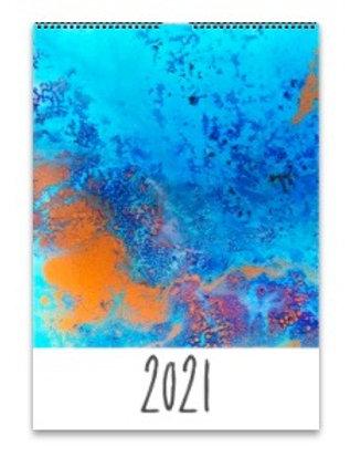 Kunstkalender for 2021