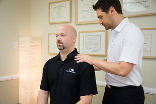 Dr. Brian Ghessi Fleetwood and Kutztown Chiropractor