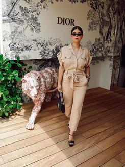 Oh... my... Dior! 🐆 ~• Hoy estuve en Mi