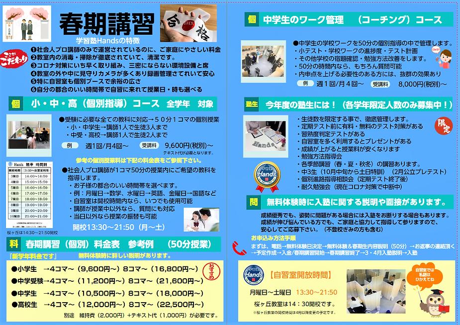 ❻2021 春期講習 チラシ【印刷注文中】裏.png