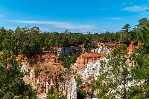 """Providence Canyon"" Prints"