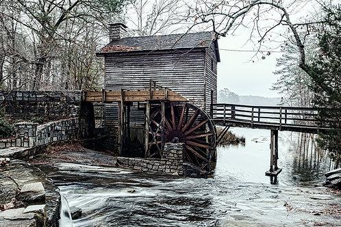 """Grist Mill"" Prints"