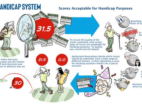 World Handicap System - CSGA Memo #7
