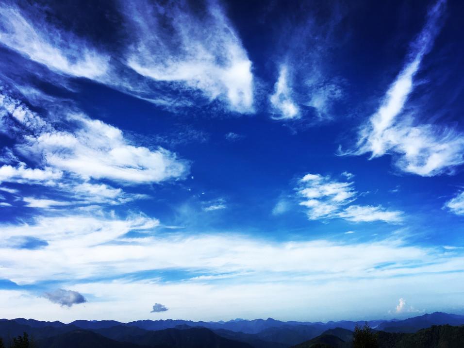 The sky of ASTREA.