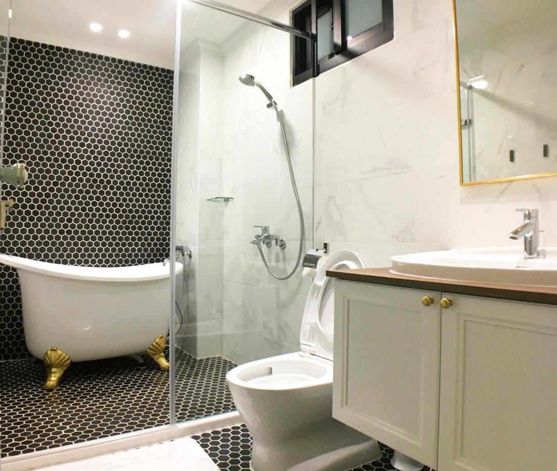 阿波羅浴室