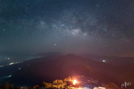 Astrea星晨堡-賞日茶園星空夜景
