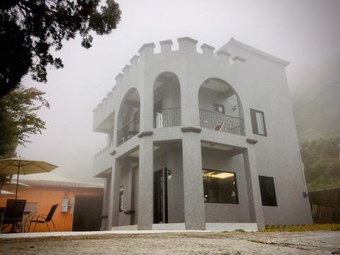 白霧中的Astrea星晨堡