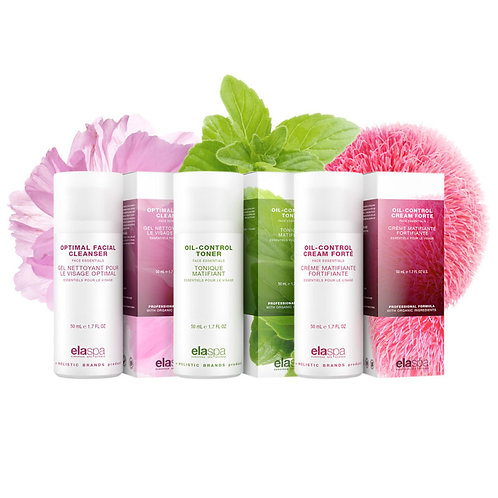 Elaspa Mattifying Set