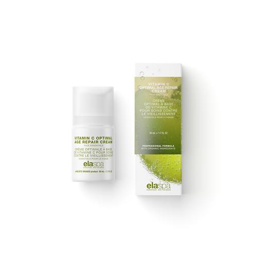 Elaspa Vitamin C Optimal Age Repair Cream - 200ml