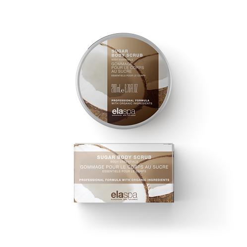 Elaspa Sugar Body Scrub - 200ml