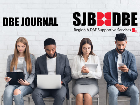 DBE Journal - April 2021