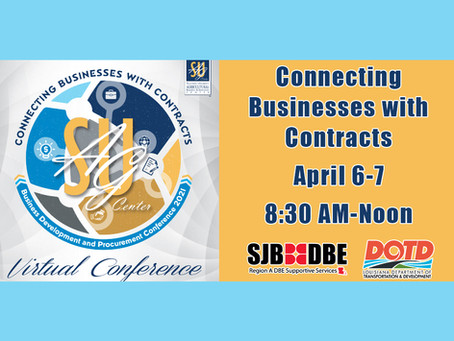 "The Annual ""Connecting Businesses with Contracts"" Conference"