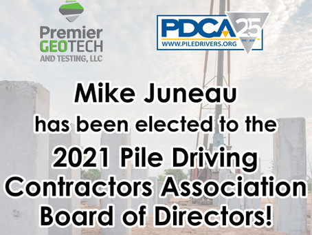 President, Mike Juneau, Elected to PDCA Board of Directors