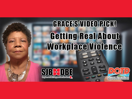 Grace's Video Pick: Getting Real About Workplace Violence
